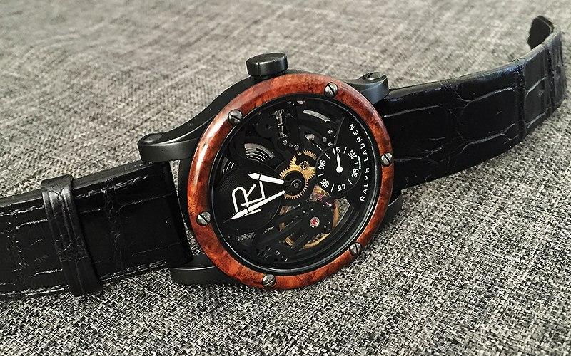Why Boldest Auto-Inspired Watch, The Ralph Lauren Automotive
