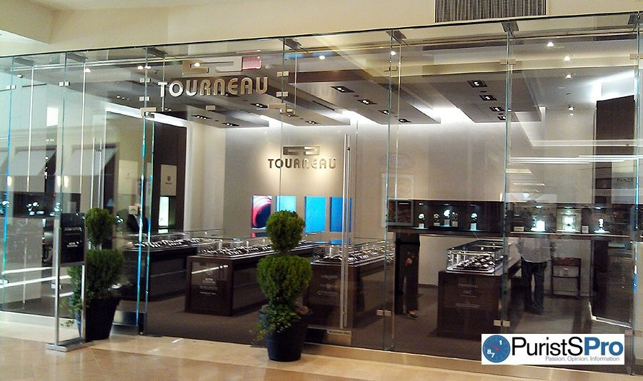 Newly renovated South Coast Plaza Tourneau store in Costa