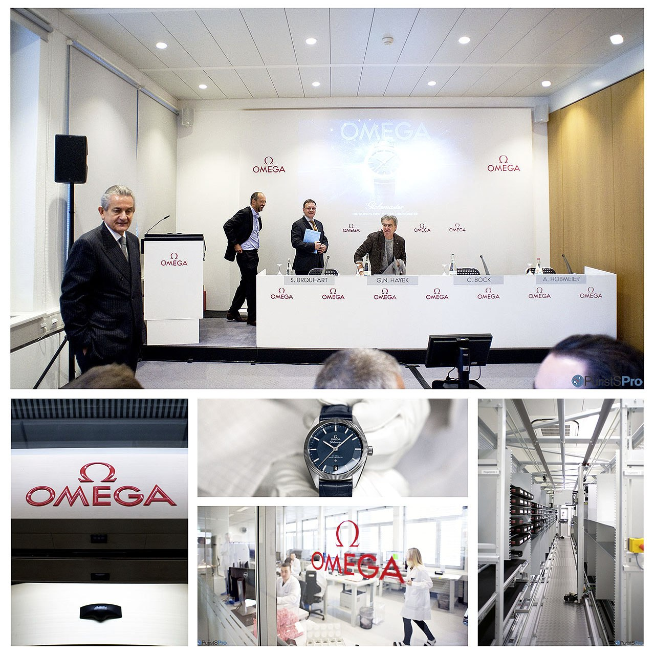 OMEGA presents the 1st METAS-certified Master Chronometer, Part 1 ...