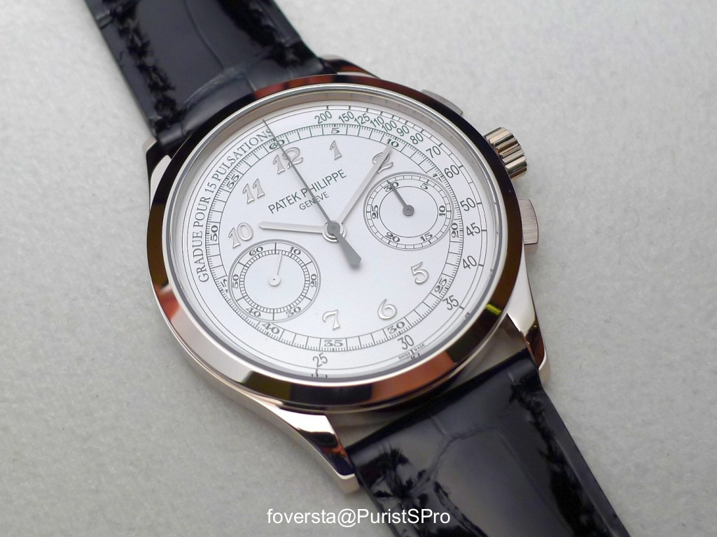 My View Of The Patek Philippe 5170g