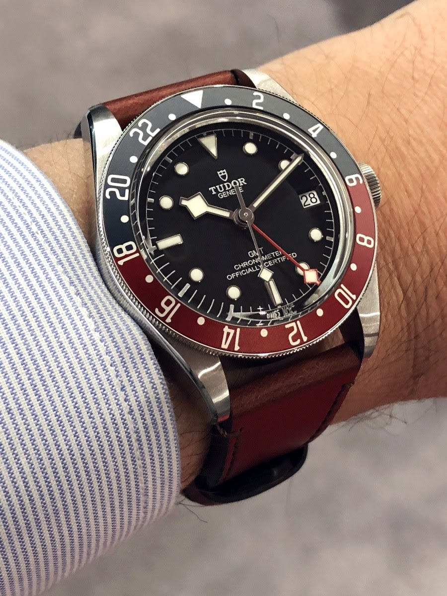 The Formidable Strategy From Rolex And Tudor About Their Gmt Watches