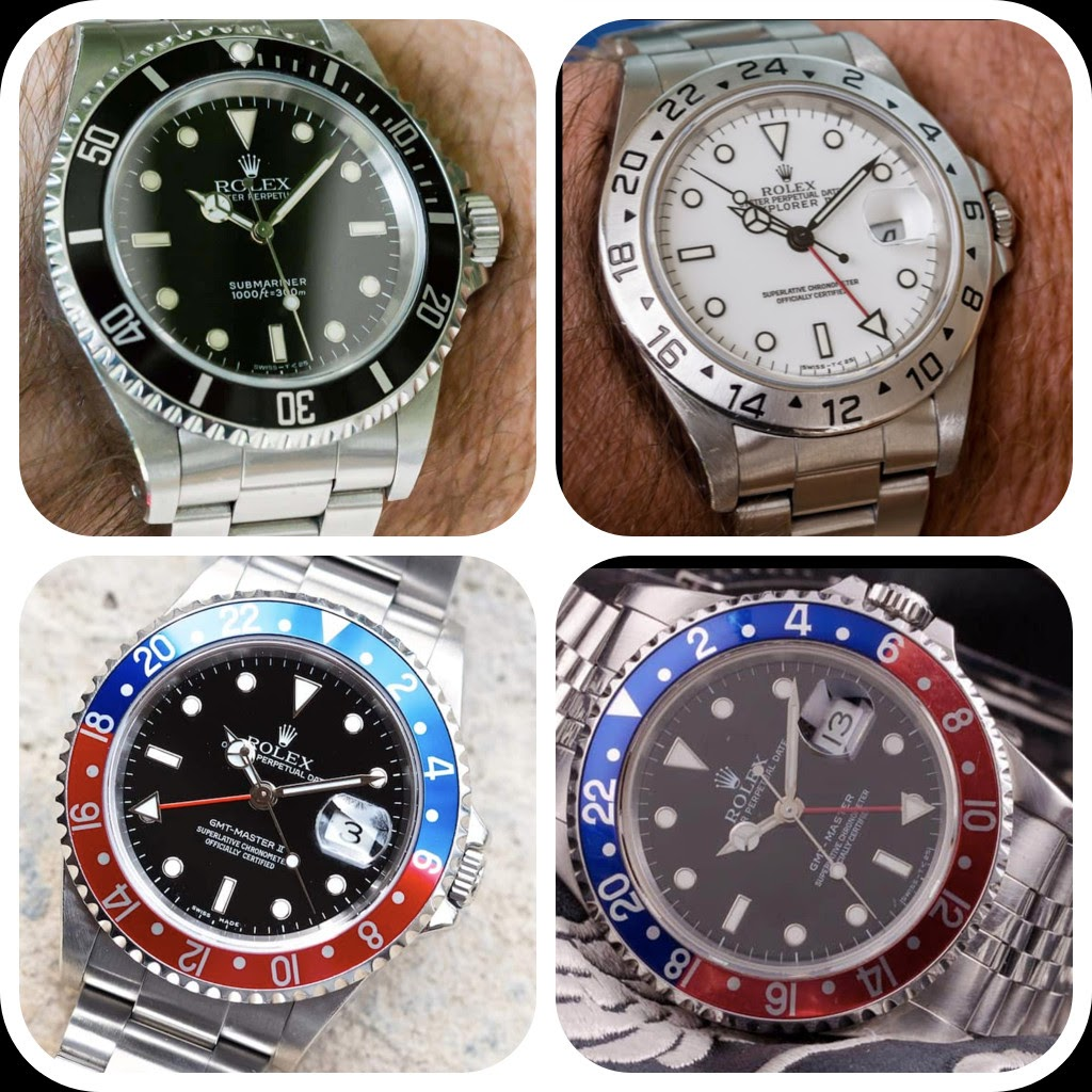 """Identifying future classic Rolex from the 1990-2018 era - Part 3  The  """"Swiss"""" only effect with four examples 337f5c00f"""