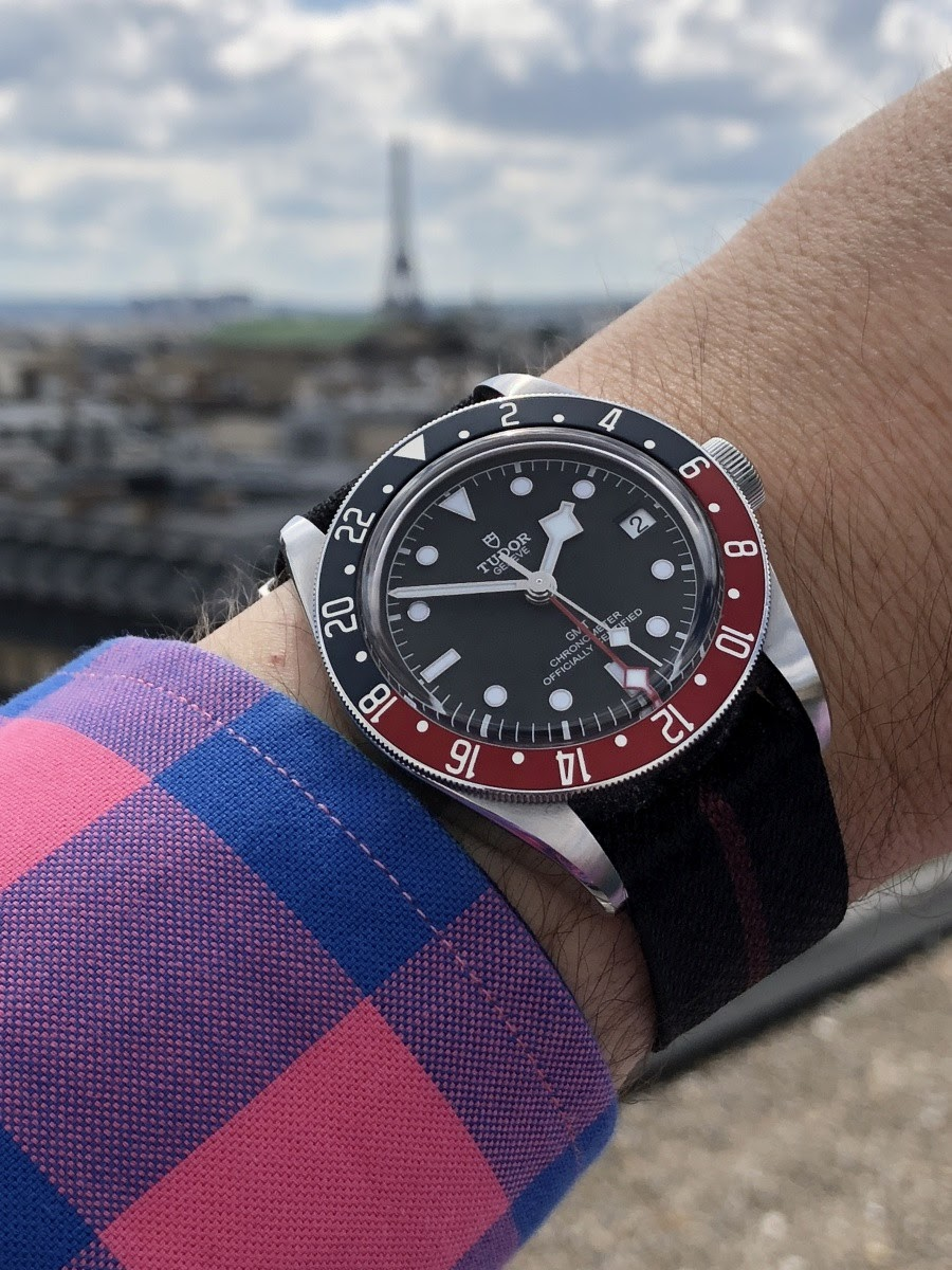 One Week With The Tudor Black Bay Gmt